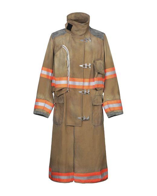 CALVIN KLEIN 205W39NYC Lange Jacke in Natural für Herren