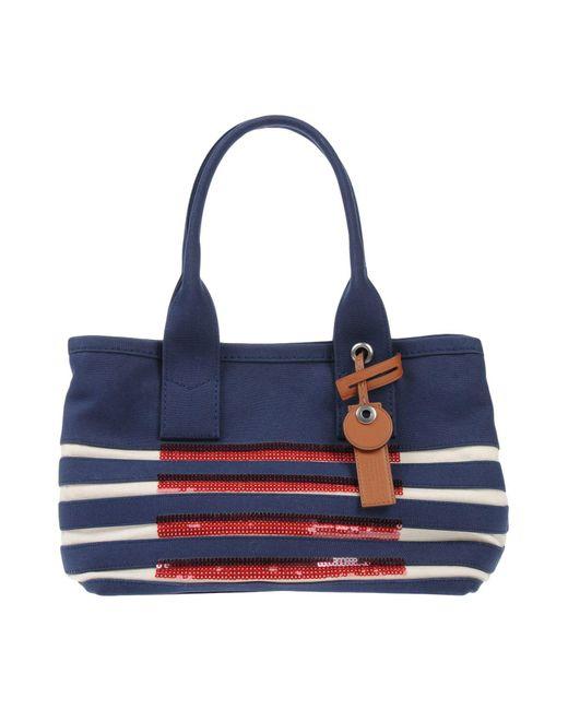 Marc By Marc Jacobs | Blue Handbag | Lyst