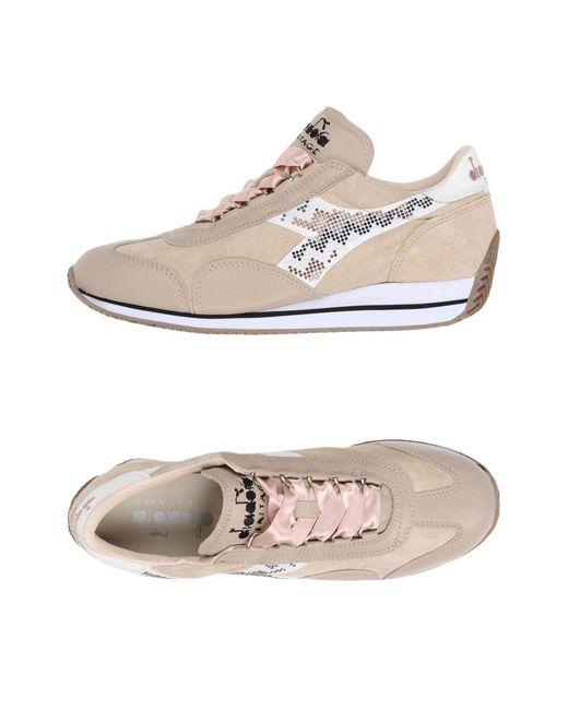 Diadora Natural Low-tops & Sneakers