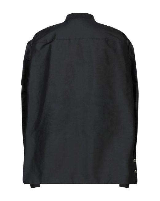 Blouson Rick Owens pour homme en coloris Black