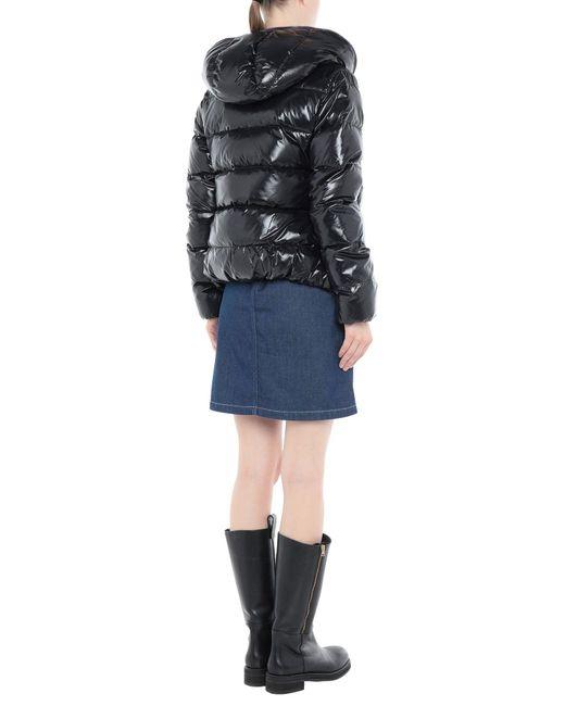 Doudoune Duvetica en coloris Black