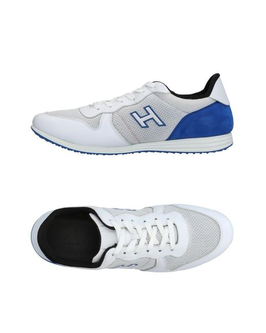 Hogan - White Low-tops & Sneakers for Men - Lyst