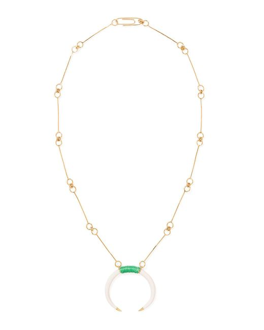 Aurelie Bidermann   White Necklace   Lyst