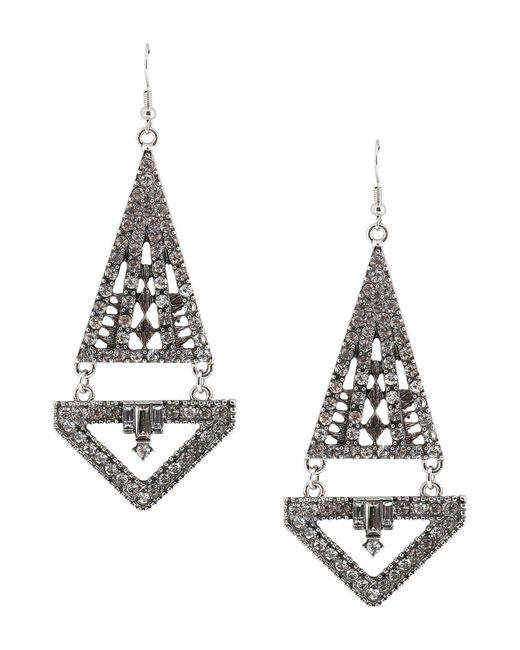 Jolie By Edward Spiers | Metallic Earrings | Lyst