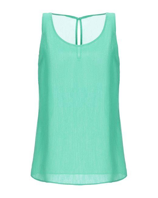 Top Camilla Milano de color Green