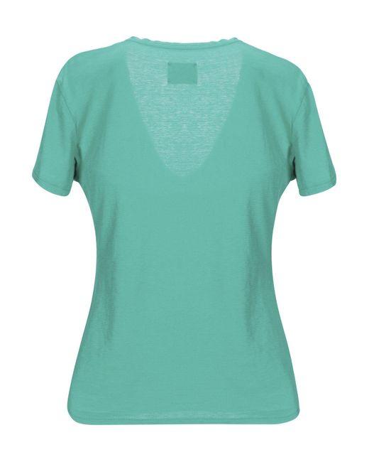 T-shirt ..,merci en coloris Green