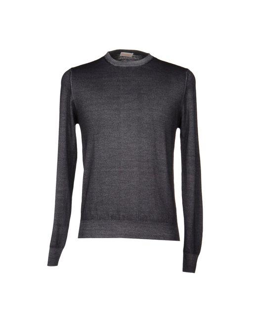 Cruciani - Gray Sweater for Men - Lyst
