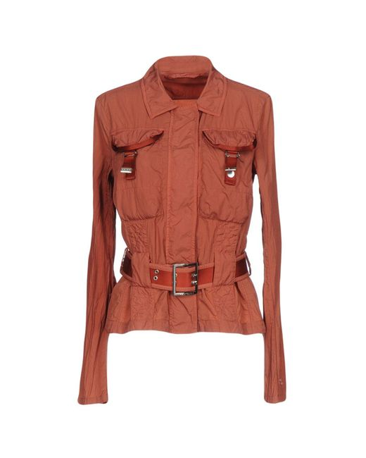 Peuterey - Red Jackets - Lyst