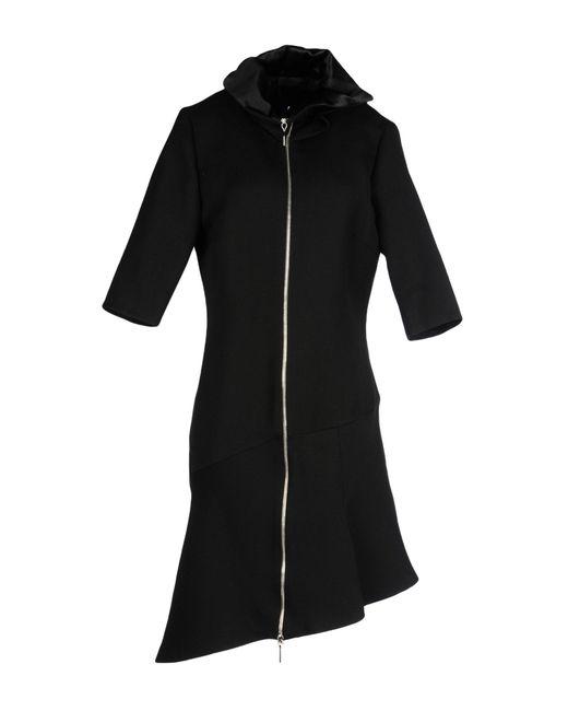 CoSTUME NATIONAL | Black Short Dress | Lyst