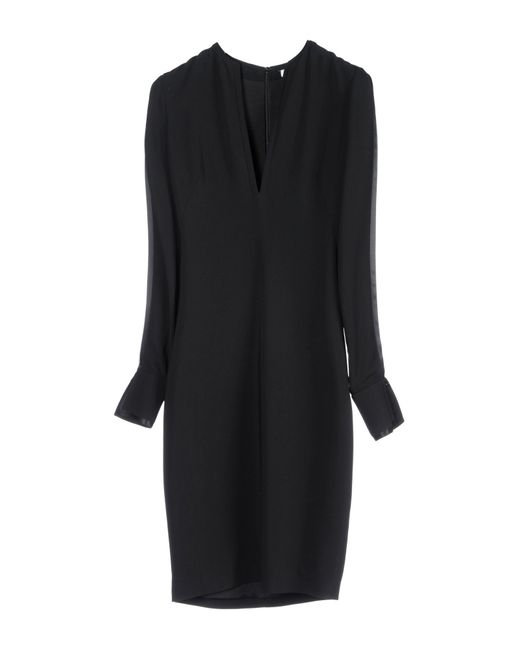 Givenchy | Black Knee-length Dresses | Lyst