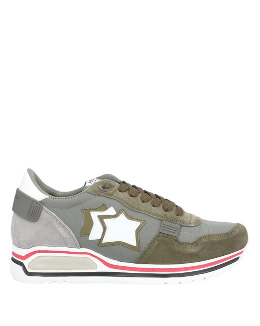 Sneakers & Tennis basses Atlantic Stars pour homme en coloris Green