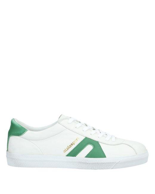 ATALASPORT Sneakers & Deportivas de hombre de color blanco