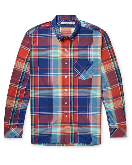 Nonnative Blue Shirt for men