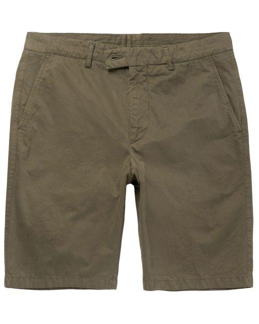 Aspesi - Green Bermuda Shorts for Men - Lyst
