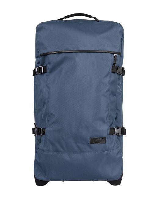Eastpak Blue Wheeled Luggage