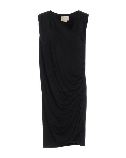 Nicole Miller Artelier - Black Knee-length Dresses - Lyst