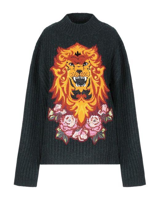 Pullover Manoush en coloris Black