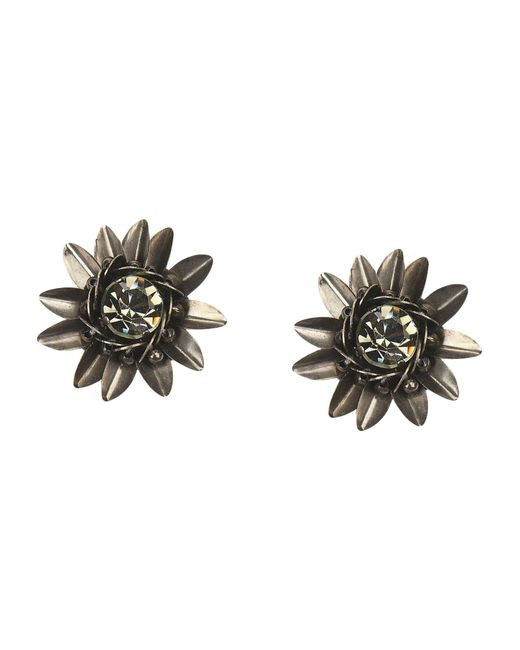 Deepa Gurnani - Metallic Earrings - Lyst