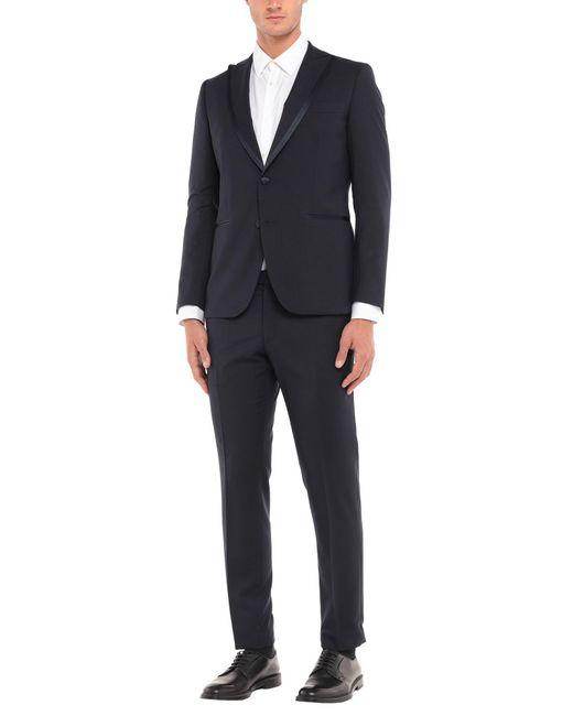 Tombolini Black Suit for men