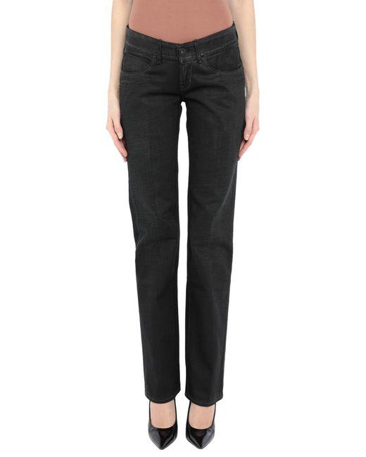 Levi's Black Denim Trousers