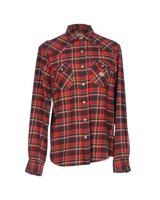 Denim & Supply Ralph Lauren Hemd in Red für Herren