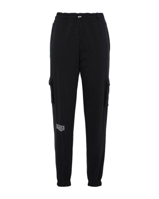Nike Black Casual Trouser