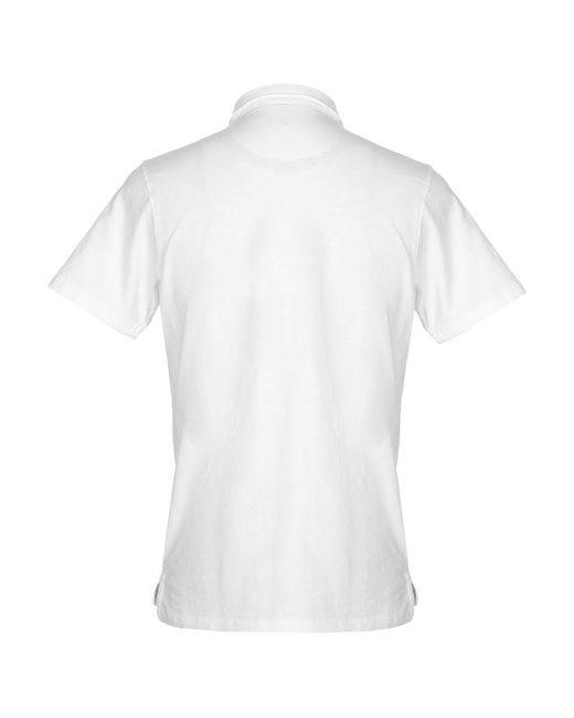 Polo di Impure in White da Uomo