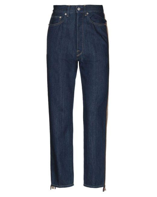 Golden Goose Deluxe Brand Blue Denim Trousers