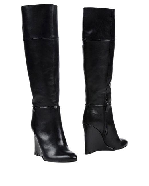 Tory Burch - Black Boots - Lyst