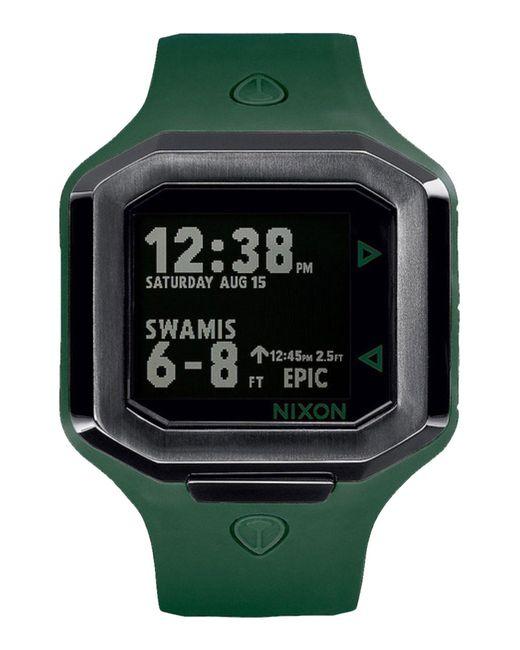 Nixon - Green Wrist Watches for Men - Lyst