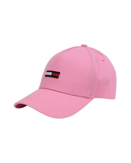 Chapeau Tommy Hilfiger en coloris Pink