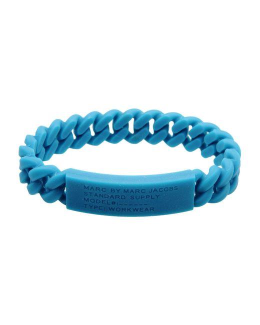 Marc By Marc Jacobs | Blue Bracelets | Lyst