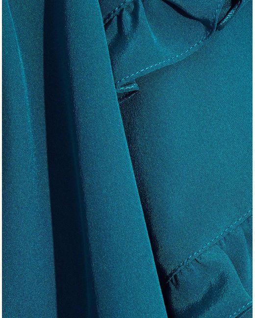 Vanessa Seward Blue Bluse