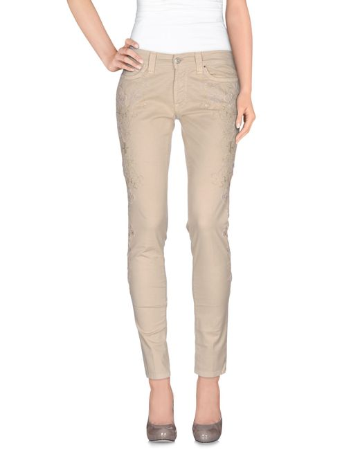 S.o.s By Orza Studio | Natural Casual Pants | Lyst