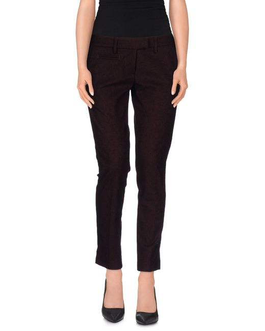 Dondup | Purple Casual Trouser | Lyst