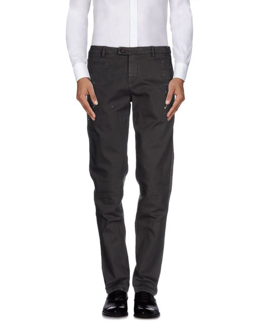 Takeshy Kurosawa | Gray Casual Pants for Men | Lyst