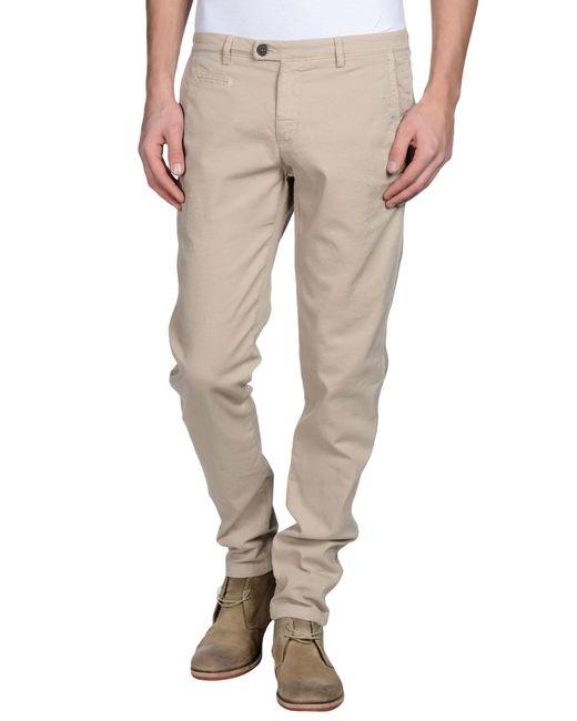 Takeshy Kurosawa | Natural Casual Pants for Men | Lyst