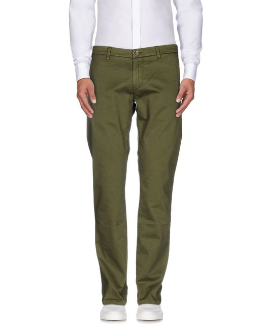 Re-hash | Green Casual Pants for Men | Lyst