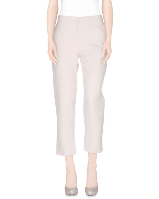 Joie | Pink Casual Trouser | Lyst