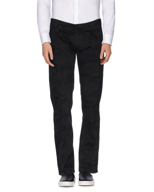 Macchia J | Gray Casual Pants for Men | Lyst