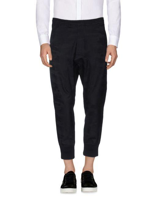 Neil Barrett | Black Casual Pants for Men | Lyst