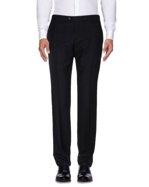 Tonello | Black Casual Pants for Men | Lyst