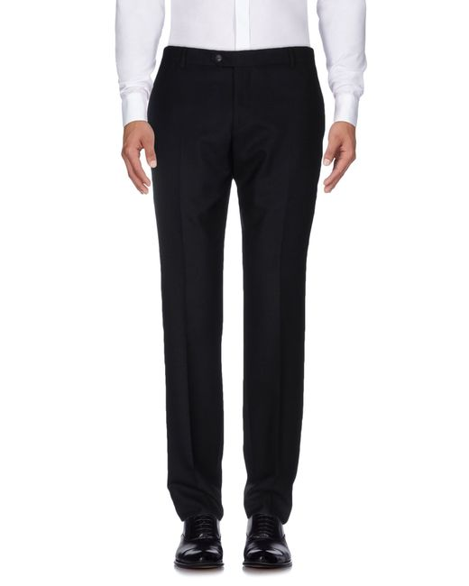 Tonello   Black Casual Trouser for Men   Lyst