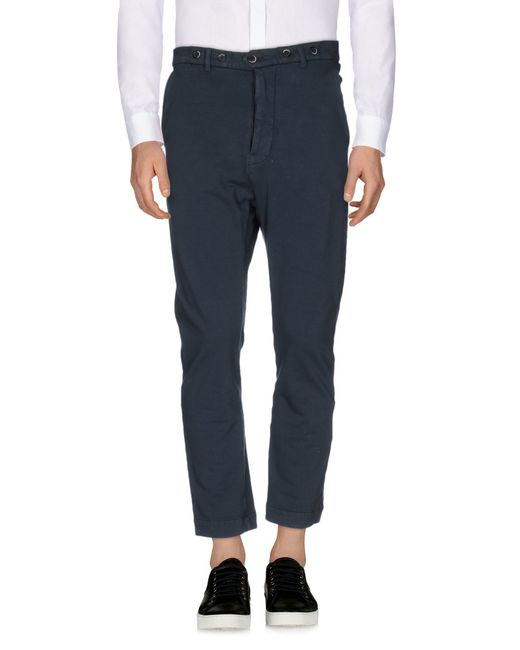 Barena | Blue Casual Pants for Men | Lyst