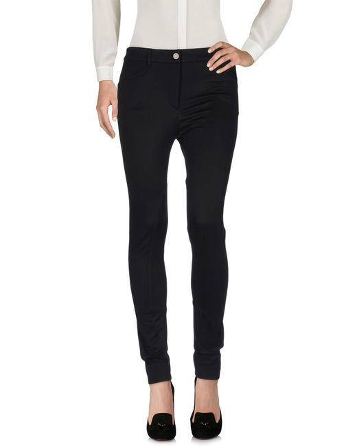 Balenciaga | Black Casual Pants | Lyst