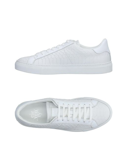 Eleventy - White Low-tops & Sneakers for Men - Lyst