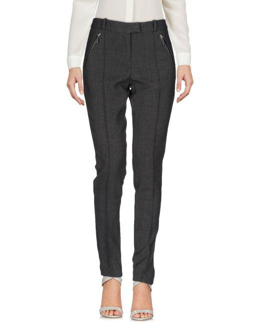 MICHAEL Michael Kors | Gray Casual Trouser | Lyst