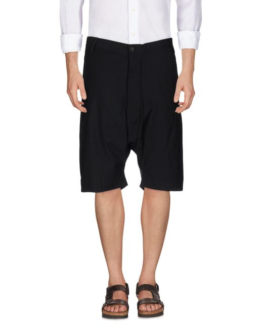 Falorma | Black Bermuda for Men | Lyst