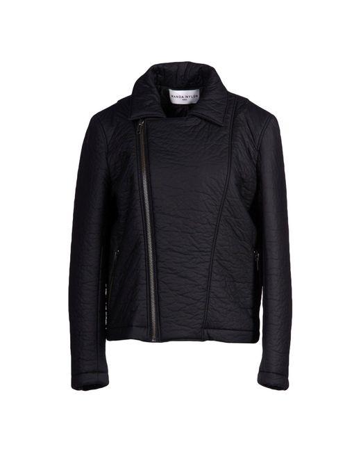 Wanda Nylon - Black Jacket - Lyst