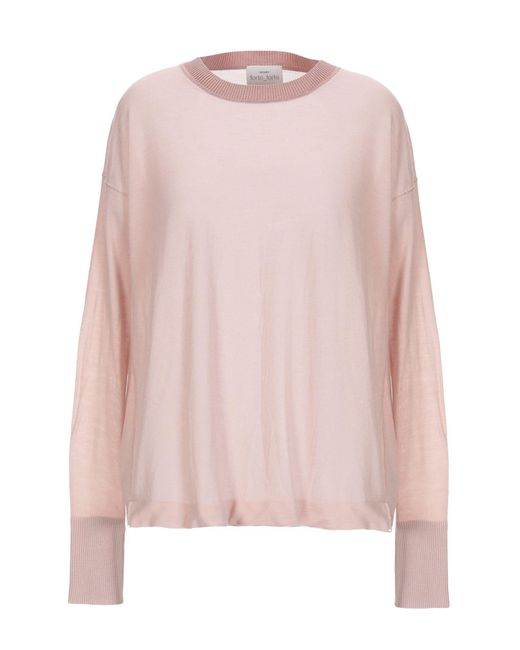 Forte Forte - Pink Sweater - Lyst